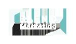 Blend – Marketing Digital Logo